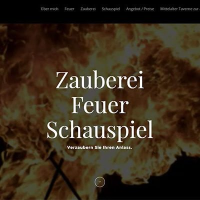 zauberer-feuershow-event-anlass-de-la-croix-webdesign-online-marketing-agentur