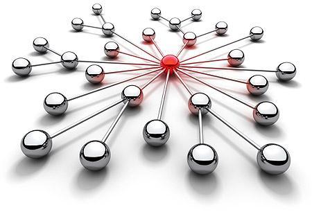 Linknetzwerke werden von Google abgestraft.