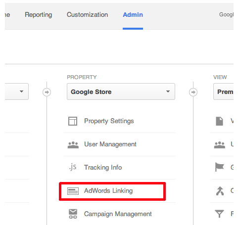 Verlinkung von Google Analytics mit AdWords wird vereinfacht