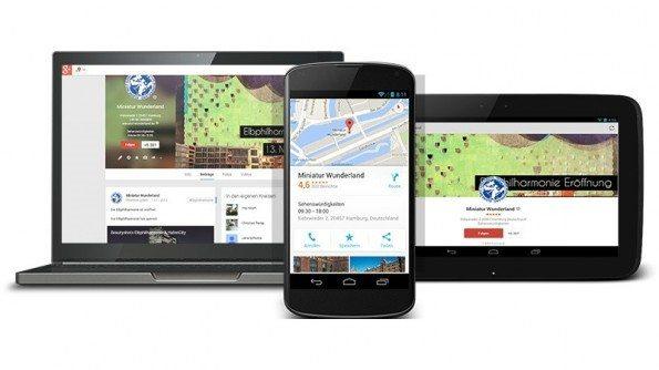 Google My Business: Den Webauftritt bequem und plattformübergreifend verwalten.