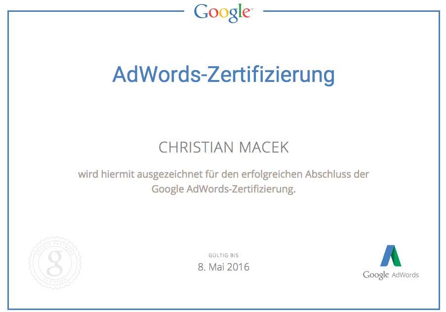adwords-agentur-luzern-zertifiziert