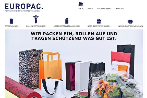 Europac – Verpackungen