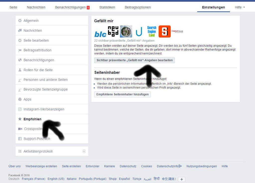 seo-social-media-agentur-facebookandere-seiten-empfehlen