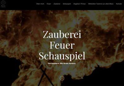 zauberer-feuershow-event-anlass-de-la-croix-webdesign-online-marketing-agentur