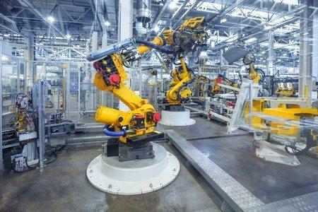 Auch die zunehmende Automatisierung ist Teil der digitalen Transformation.