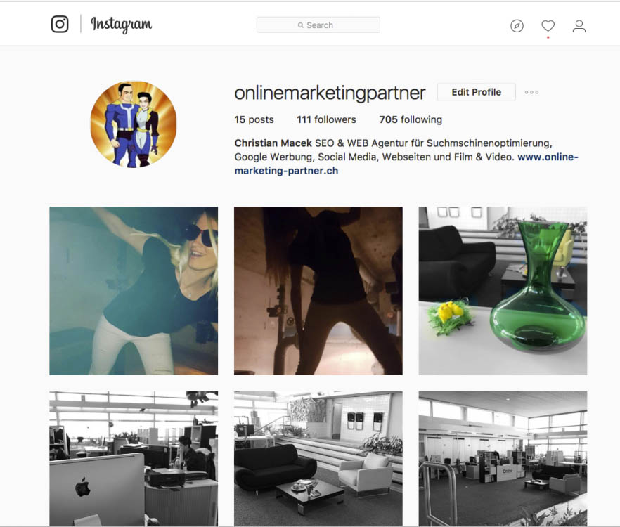 online-marketing-agentur-auf-instagram