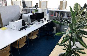 Praktikum bei Online Marketing und SEO Agentur - Arbeitsplatz