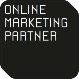 Logo der SEO & WEB Agentur Onlline Marketing Partner GmbH Luzern