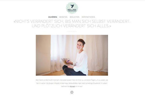 Mellina Zimmermann – Lebenscoaching