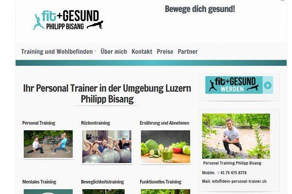 Personal Trainer Luzern