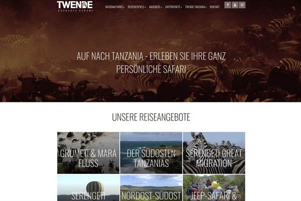 Twende Tanzania Safari