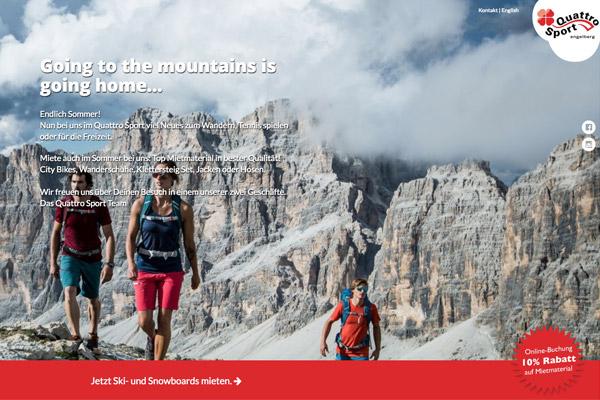 Klettersteigset Mieten Engelberg : Skivermietung engelberg skis mieten bei quattro sport talstation