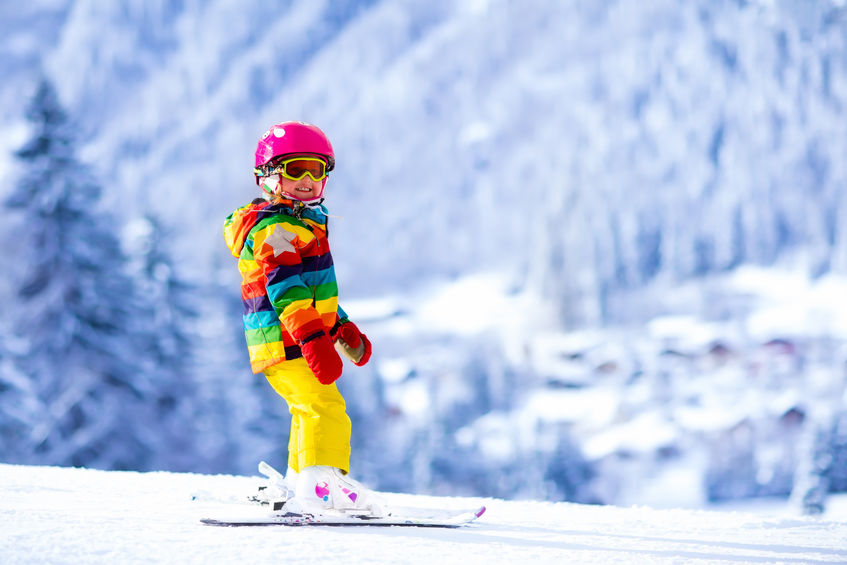 Ski Snowboard Saison Miete für Kinder in Engelberg