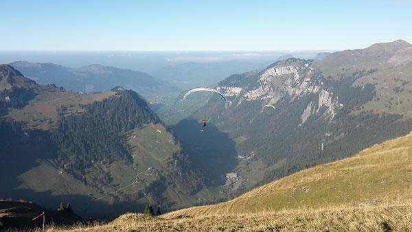 Paragliding-Gleitschirmfliegen-Tandemfliegen- CAP Paragliding