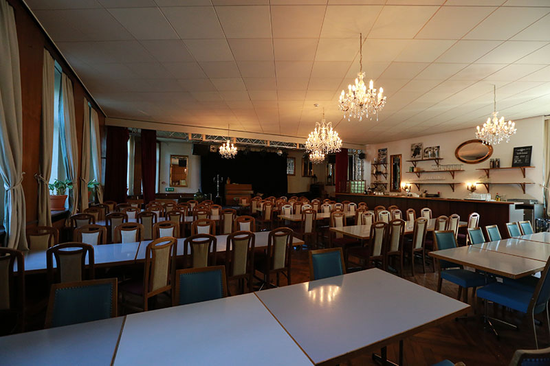 Saal Hotel Hoheneck Engelberg
